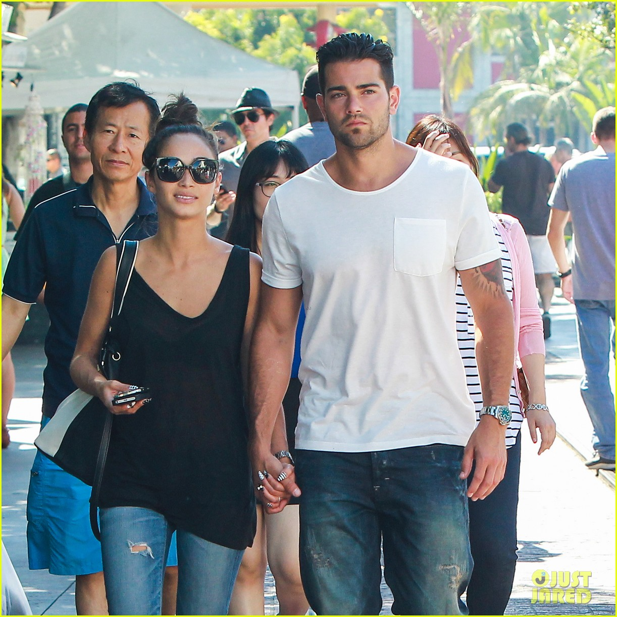 jesse metcalfe cara santana we took the time to get to know each other 11