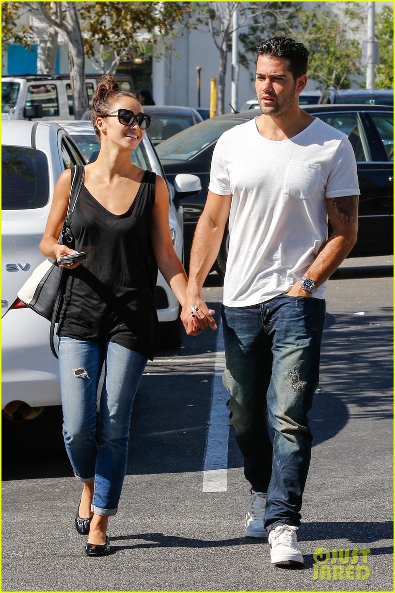 jesse metcalfe cara santana we took the time to get to know each other 132932672