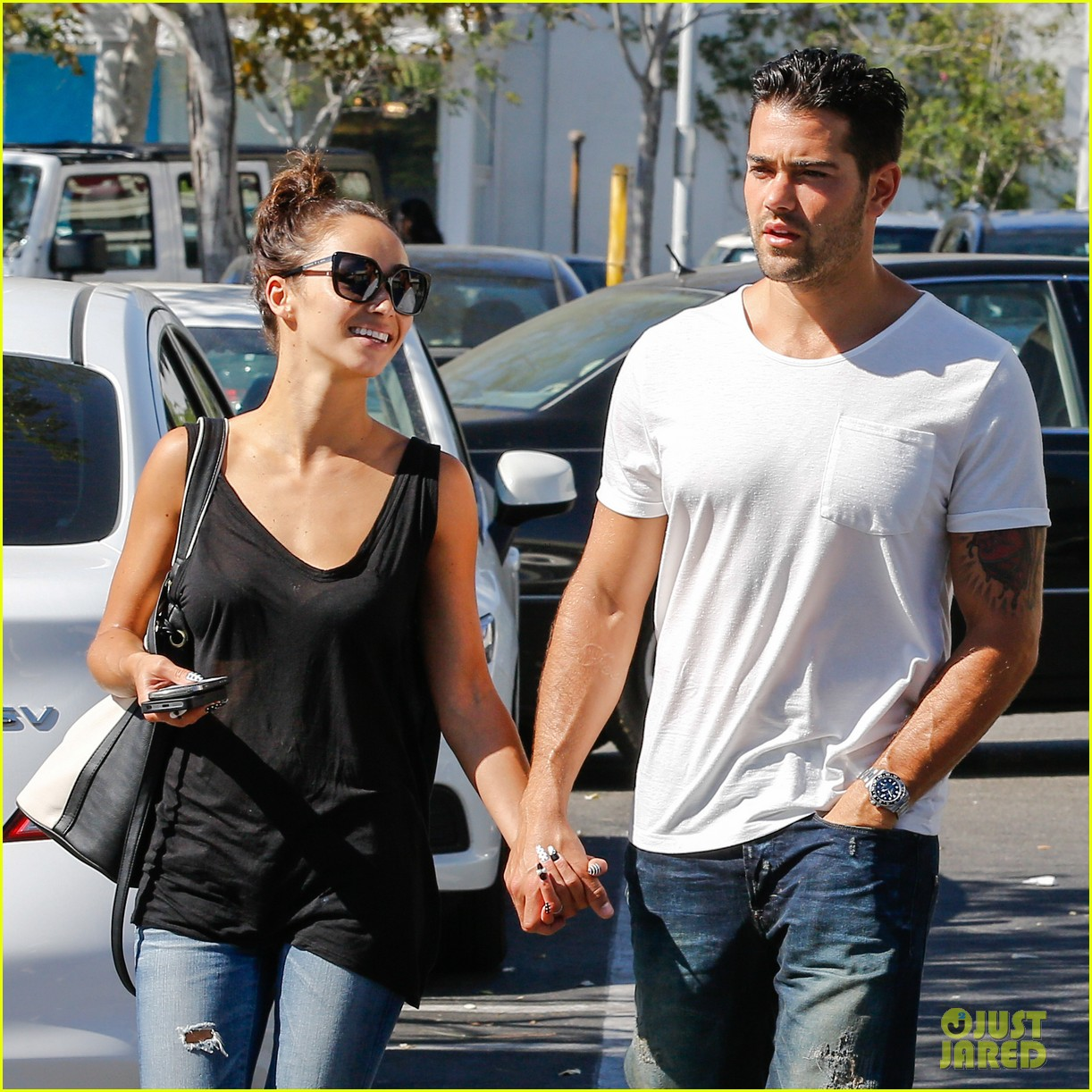 jesse metcalfe cara santana we took the time to get to know each other 142932673
