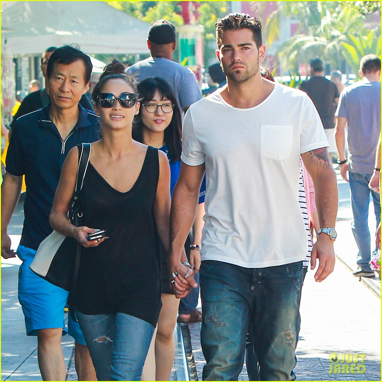 jesse metcalfe cara santana we took the time to get to know each other 162932675