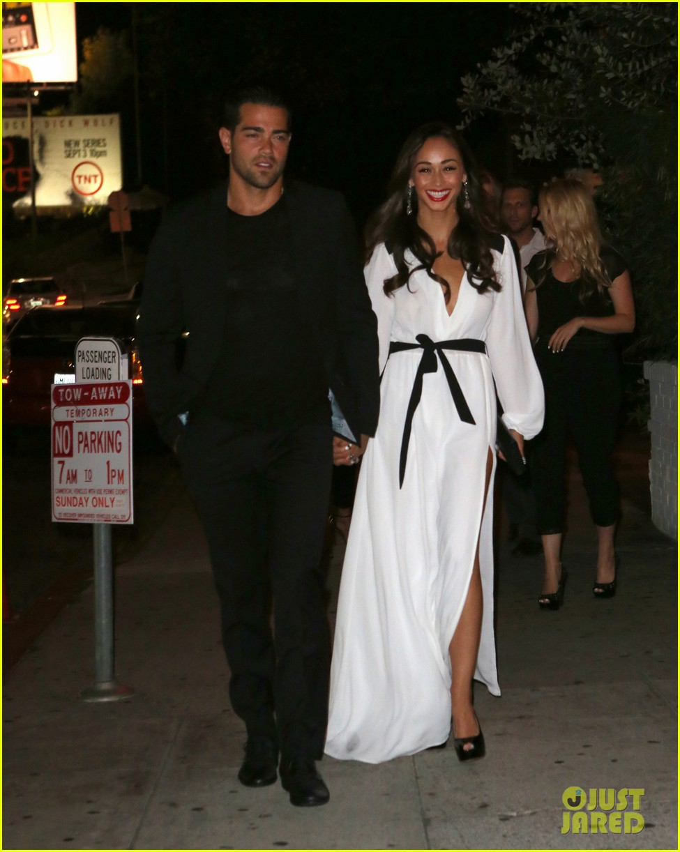 jesse metcalfe cara santana we took the time to get to know each other 202932679