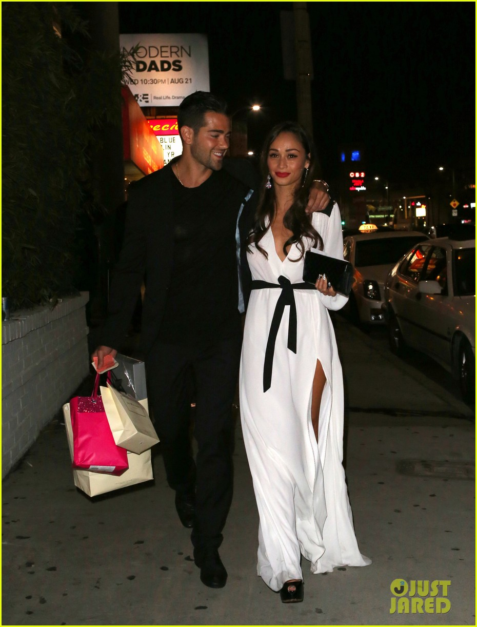 jesse metcalfe cara santana we took the time to get to know each other 292932688
