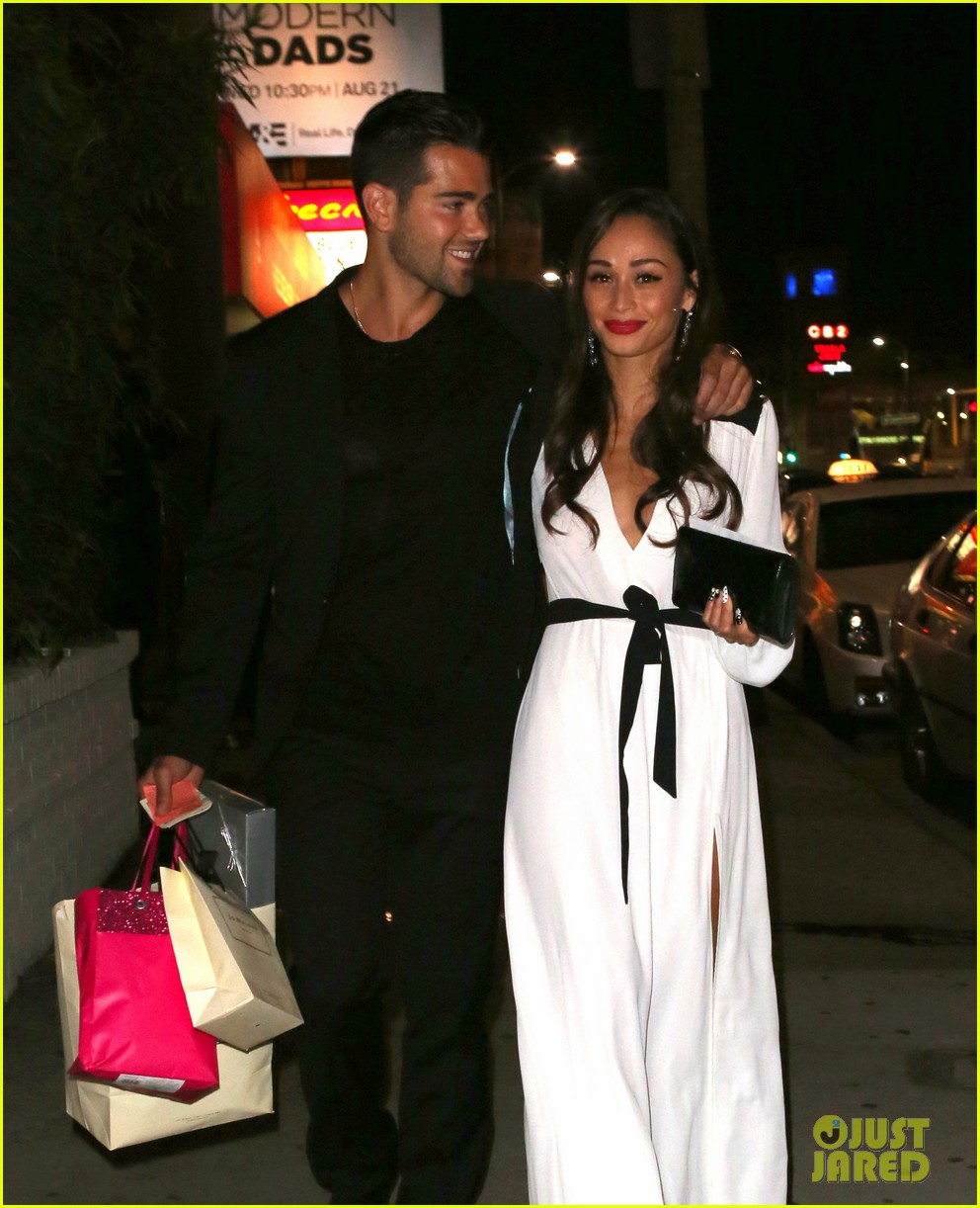 jesse metcalfe cara santana we took the time to get to know each other 302932689