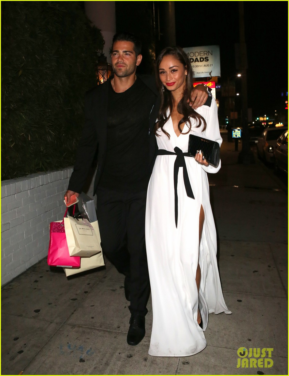 jesse metcalfe cara santana we took the time to get to know each other 362932695