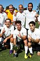 jonas brothers charity soccer game with wilmer valderrama 15