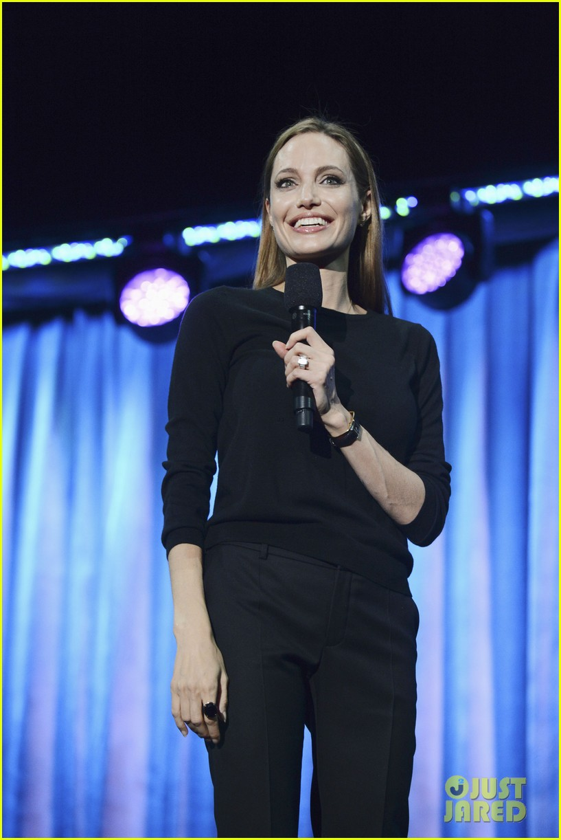 angelina jolie maleficent panel at disney 23 expo 052927285