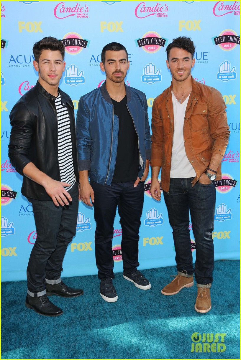 jonas brothers teen choice awards 04