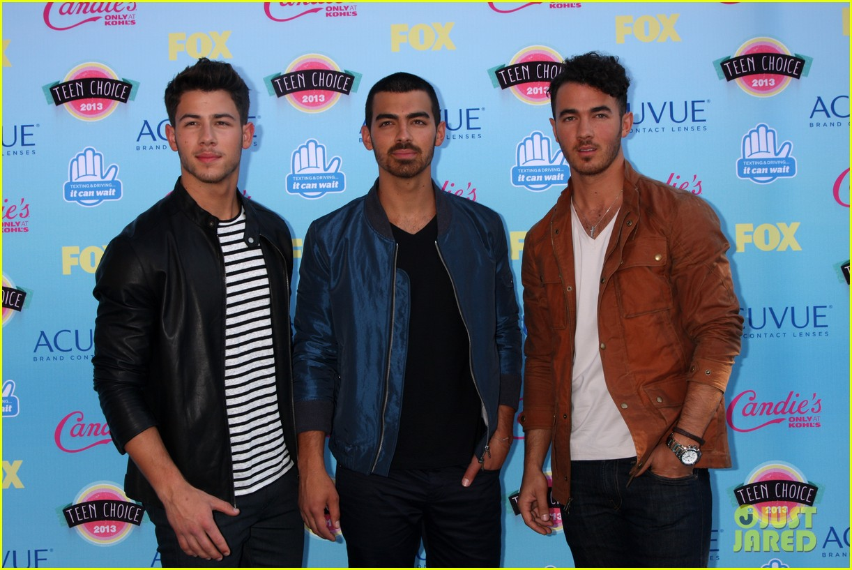 jonas brothers teen choice awards 062928248