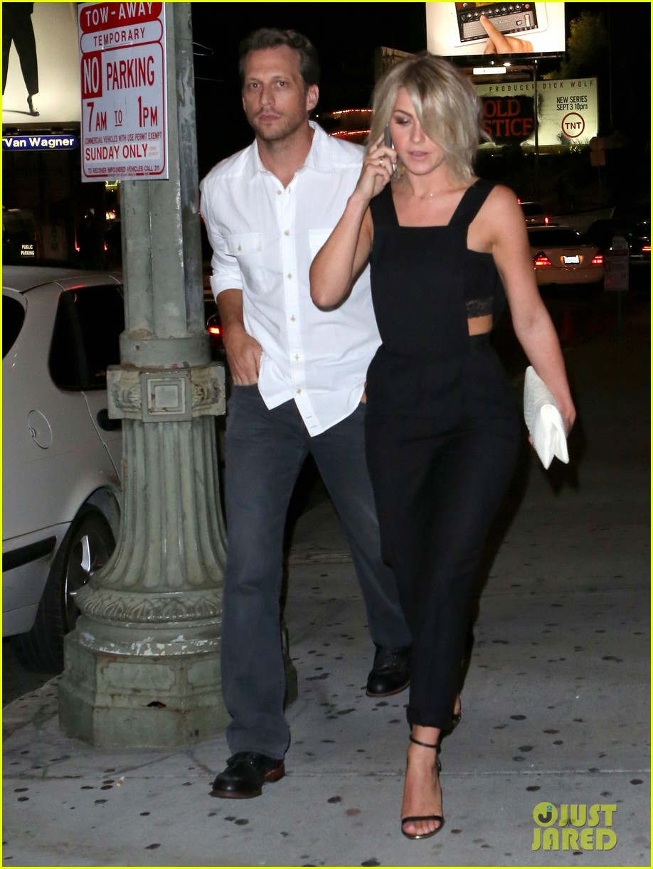 Full Sized Photo of julianne hough steps out with rumored ... Malin Akerman Husband