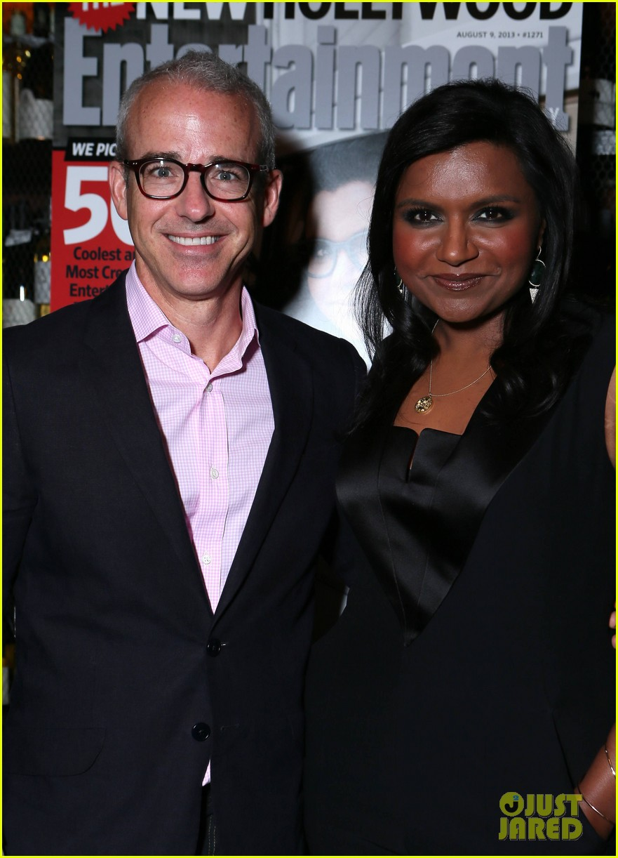 mindy kaling entertainment weekly new hollywood dinner 062926409