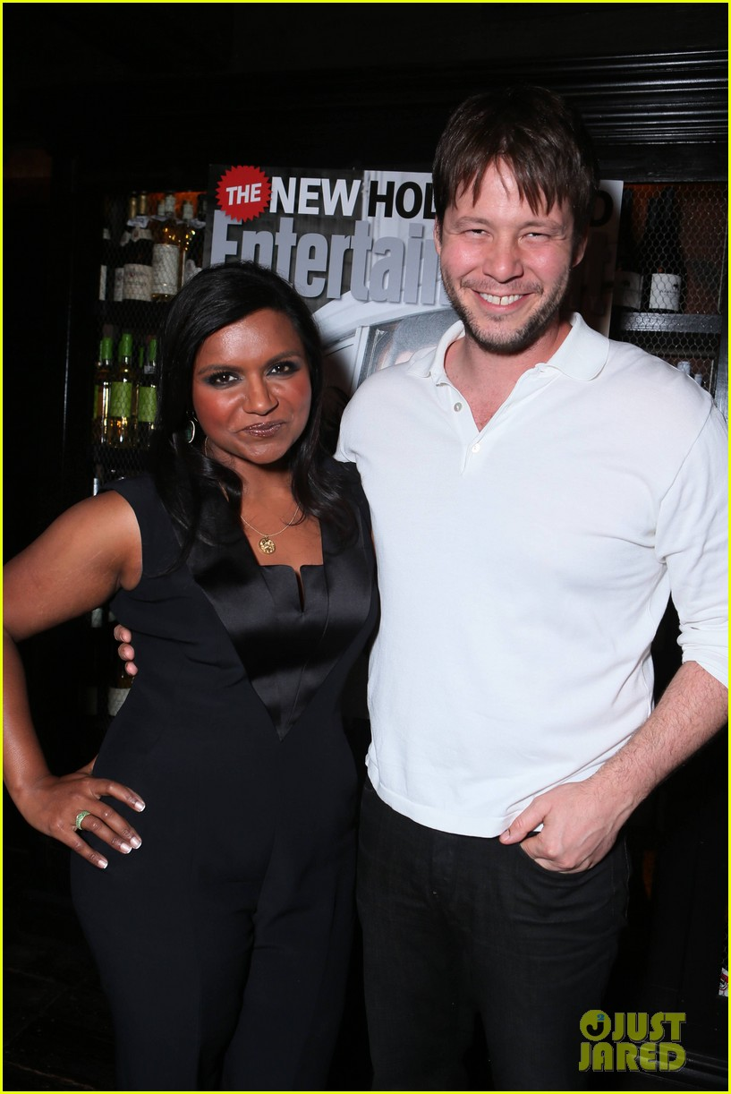mindy kaling entertainment weekly new hollywood dinner 132926416