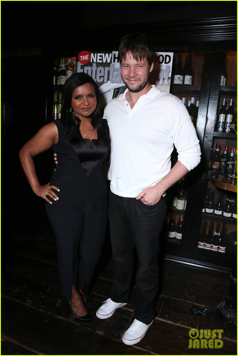 mindy kaling entertainment weekly new hollywood dinner 15