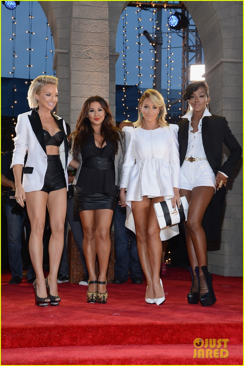 danity kane mtv vmas 2013 red carpet 022937685