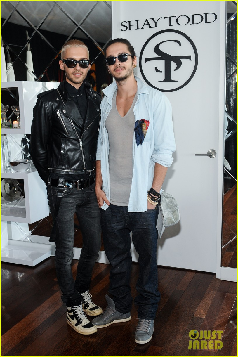 bill tom kaulitz shay todd collection preview 012921670