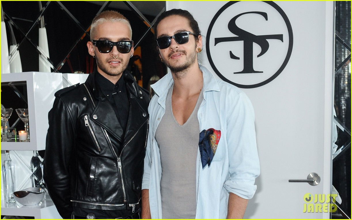 bill tom kaulitz shay todd collection preview 032921672