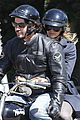 keanu reeves motorcycle ride with mystery blonde 06