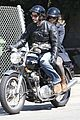 keanu reeves motorcycle ride with mystery blonde 09