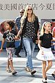 heidi klum enjoys family movie afternoon 22