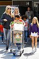 heidi klum martin kirsten motorcycle ride without kids 03