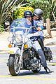 heidi klum martin kirsten motorcycle ride without kids 25