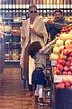 heidi klum grocery shopping movies with girls 03