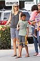 heidi klum shops with kids after new york trip 06
