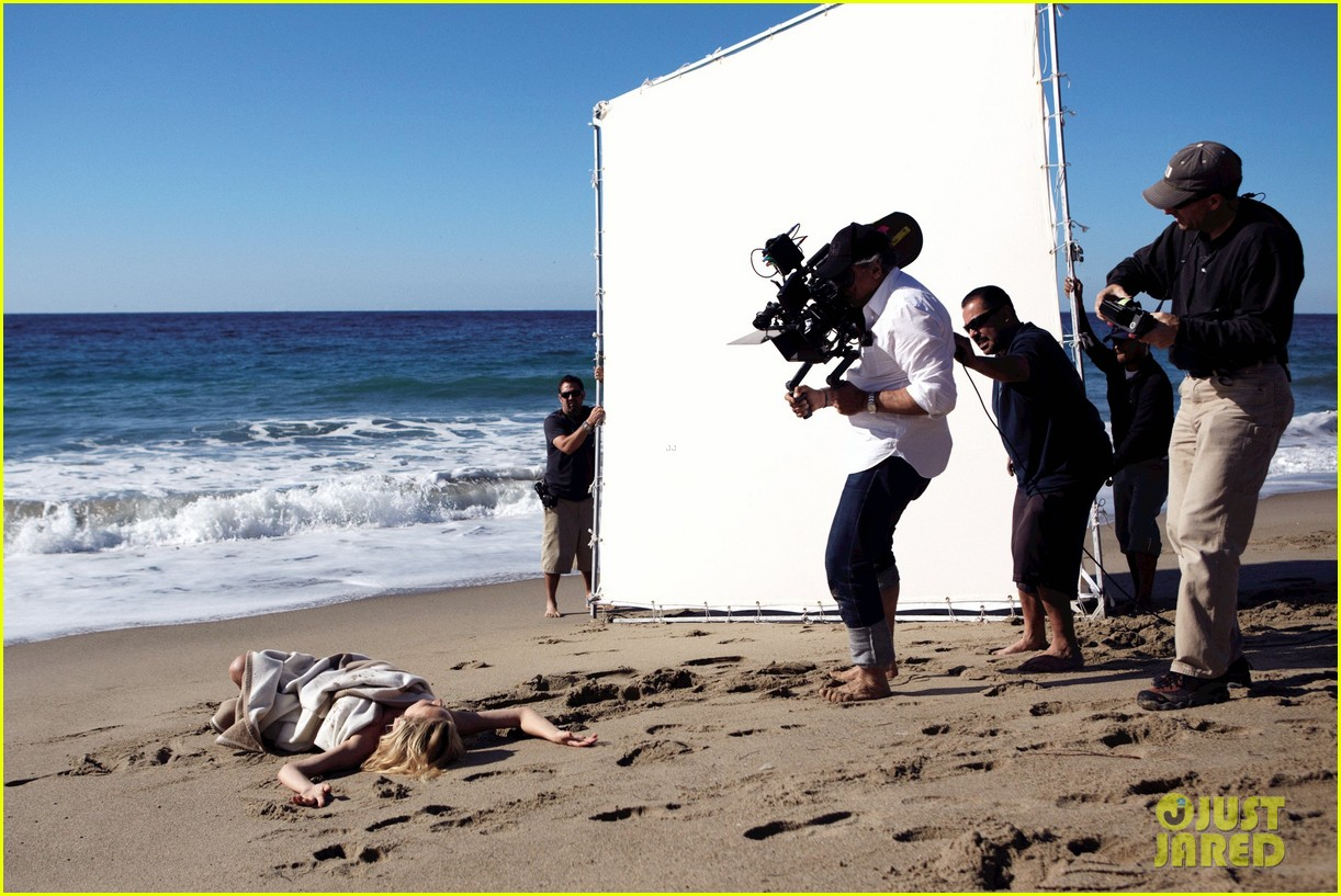 diane kruger chanel behind the scenes pictures 052939401
