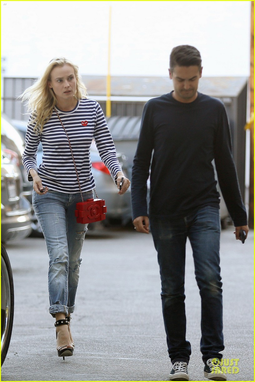 diane kruger v wine room drinks after bridge filming 012924629