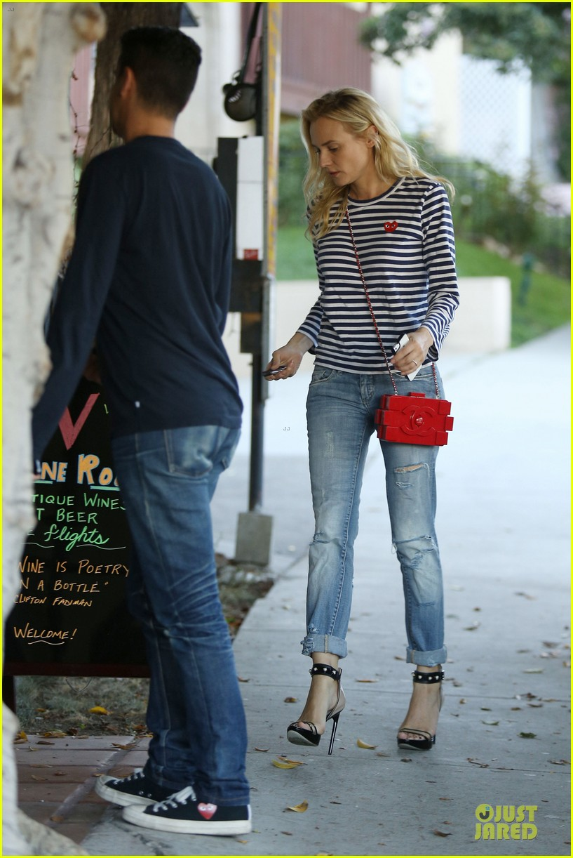 diane kruger v wine room drinks after bridge filming 062924634