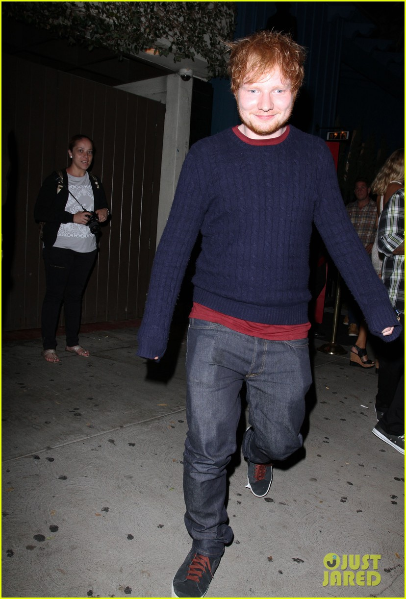 adam lambert ed sheeran hooray henrys night out 06