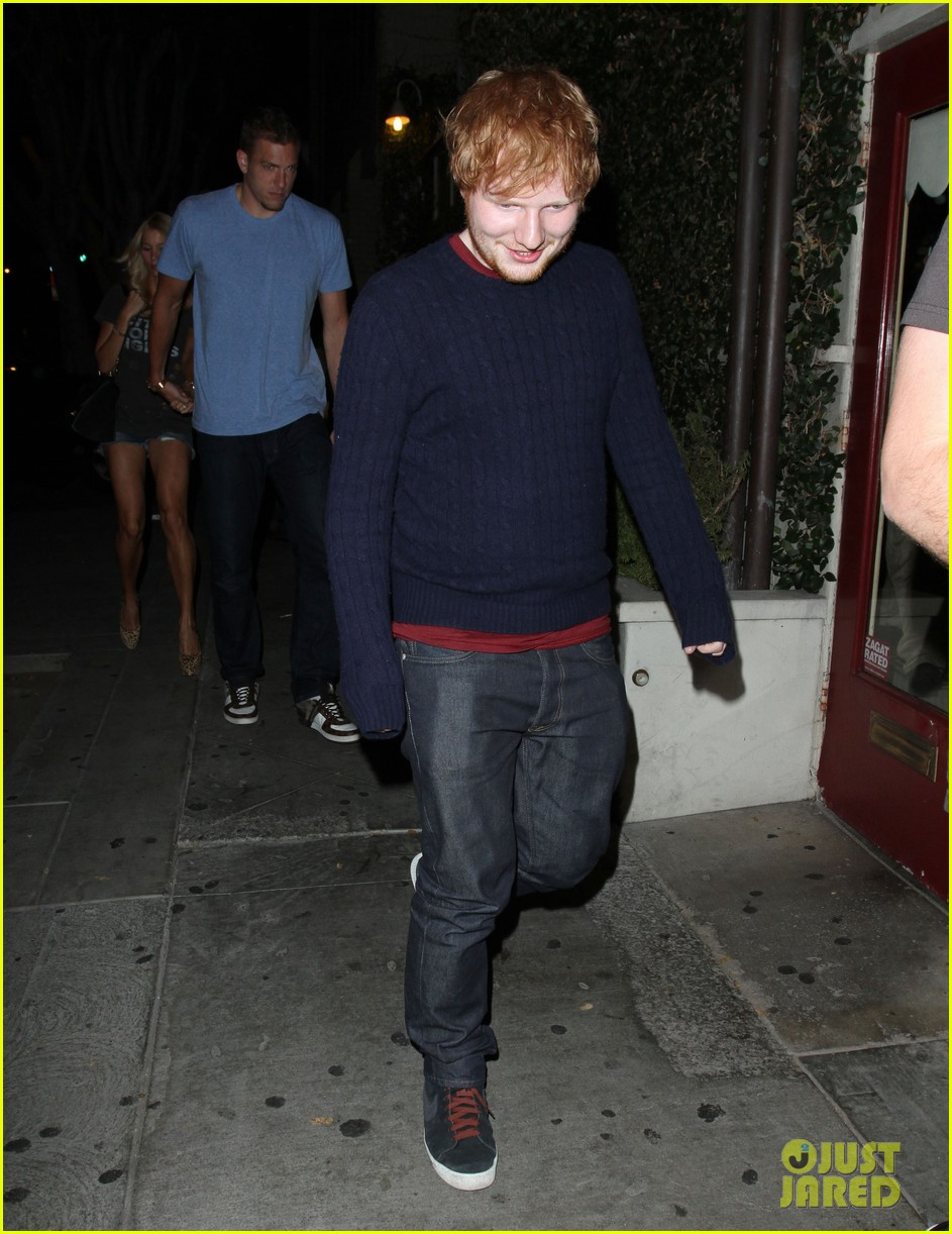 adam lambert ed sheeran hooray henrys night out 14