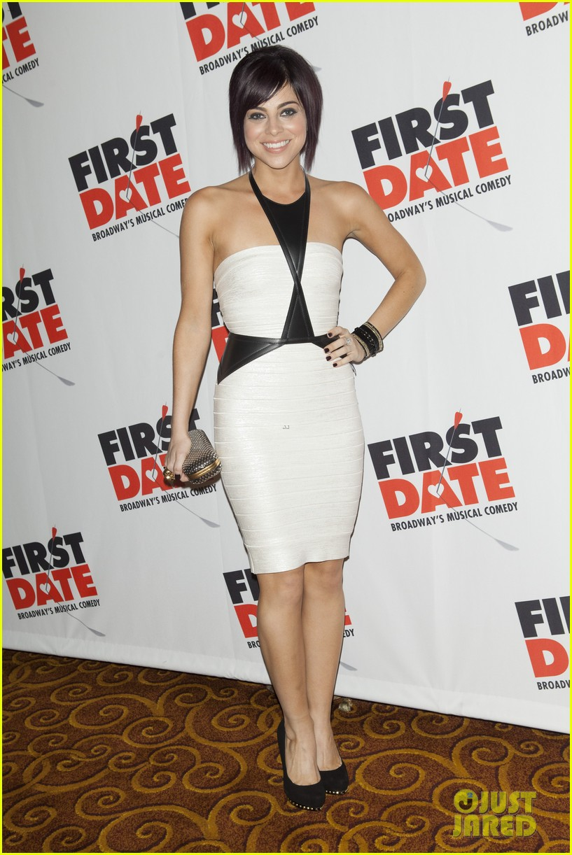 zachary levi krysta rodriguez first date opening night 072926517