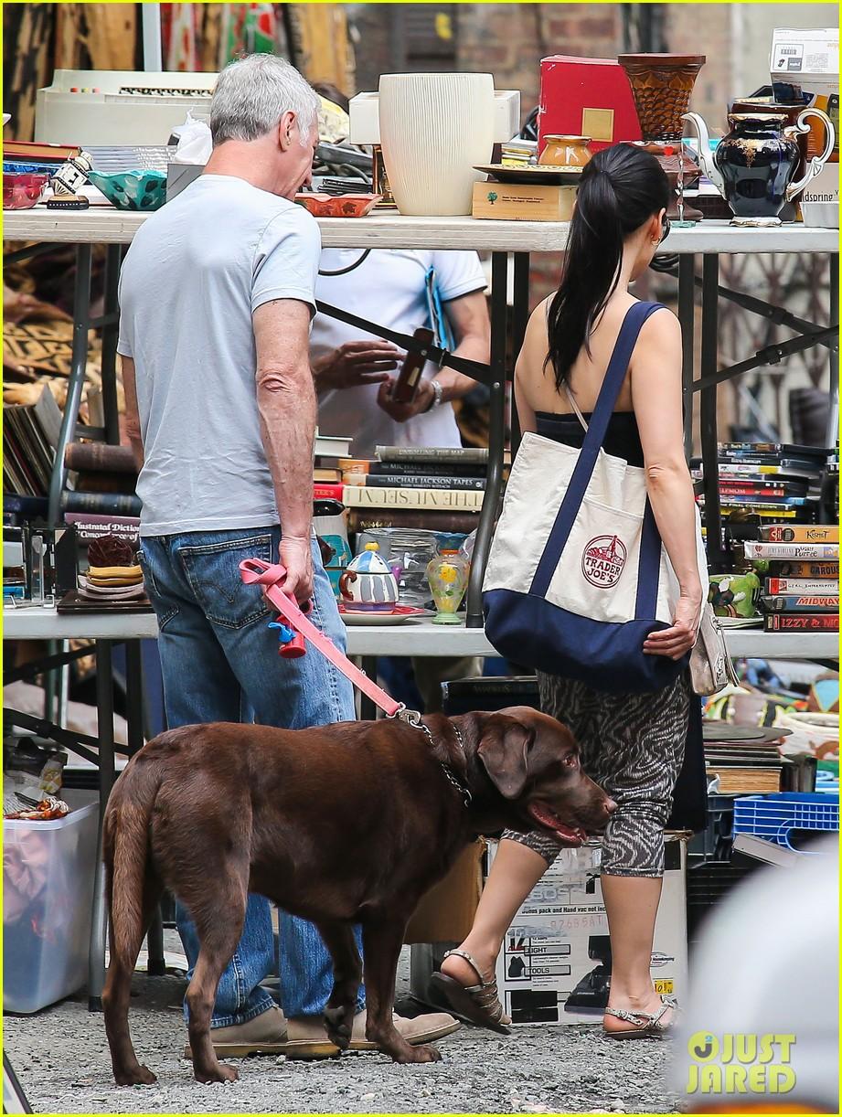lucy liu new boyfriend hold hands in new york city 132932383