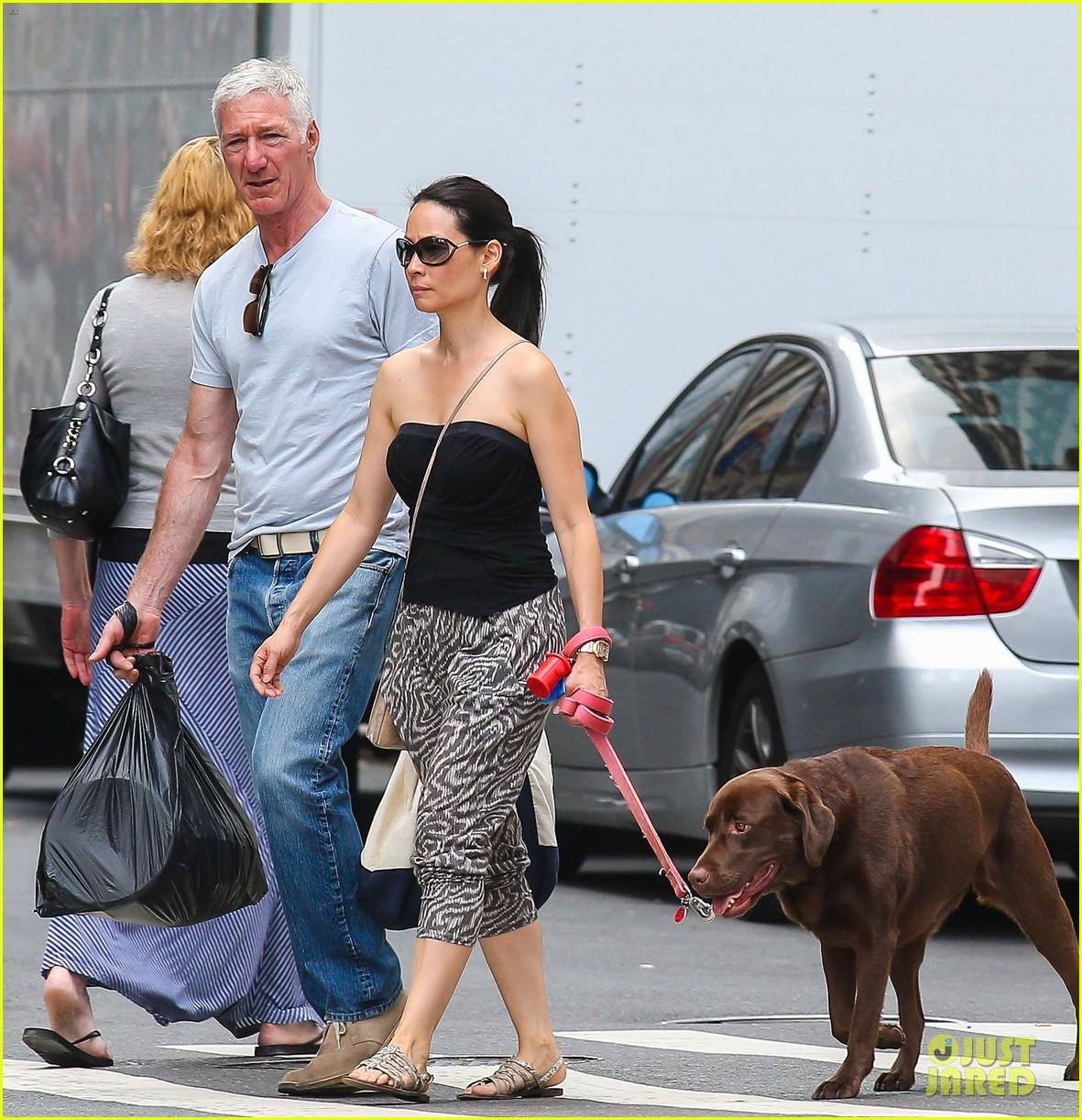 lucy liu new boyfriend hold hands in new york city 162932386