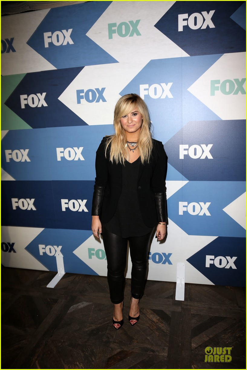 demi lovato kelly rowland fox summer tca all star party 16