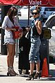 ashley madekwe cara santana izakaya lunch date 16