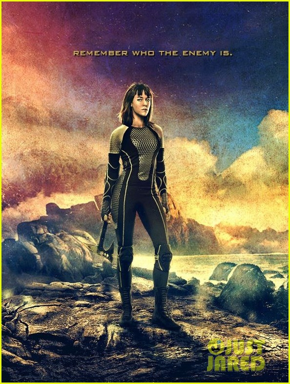 jena malone hunger games victors poster 012935439