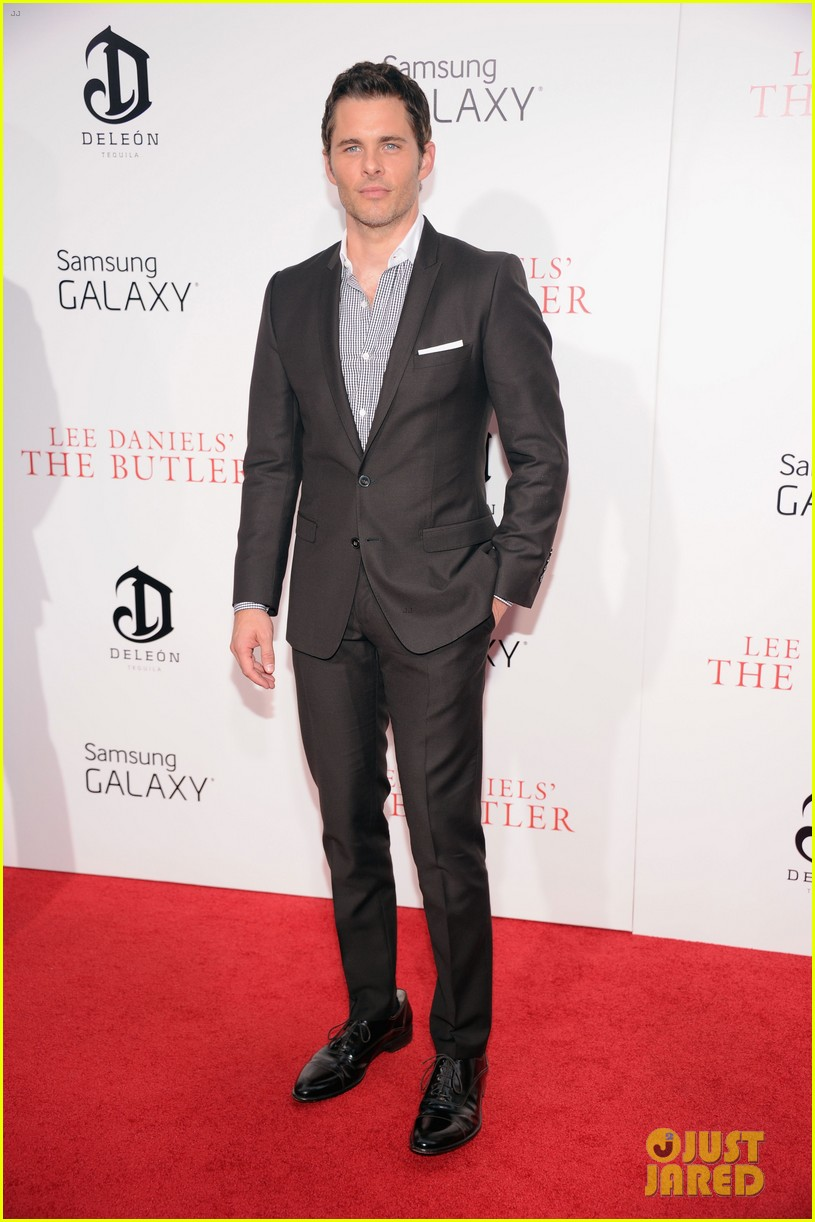 james marsden lenny kravitz the butler nyc premiere 15