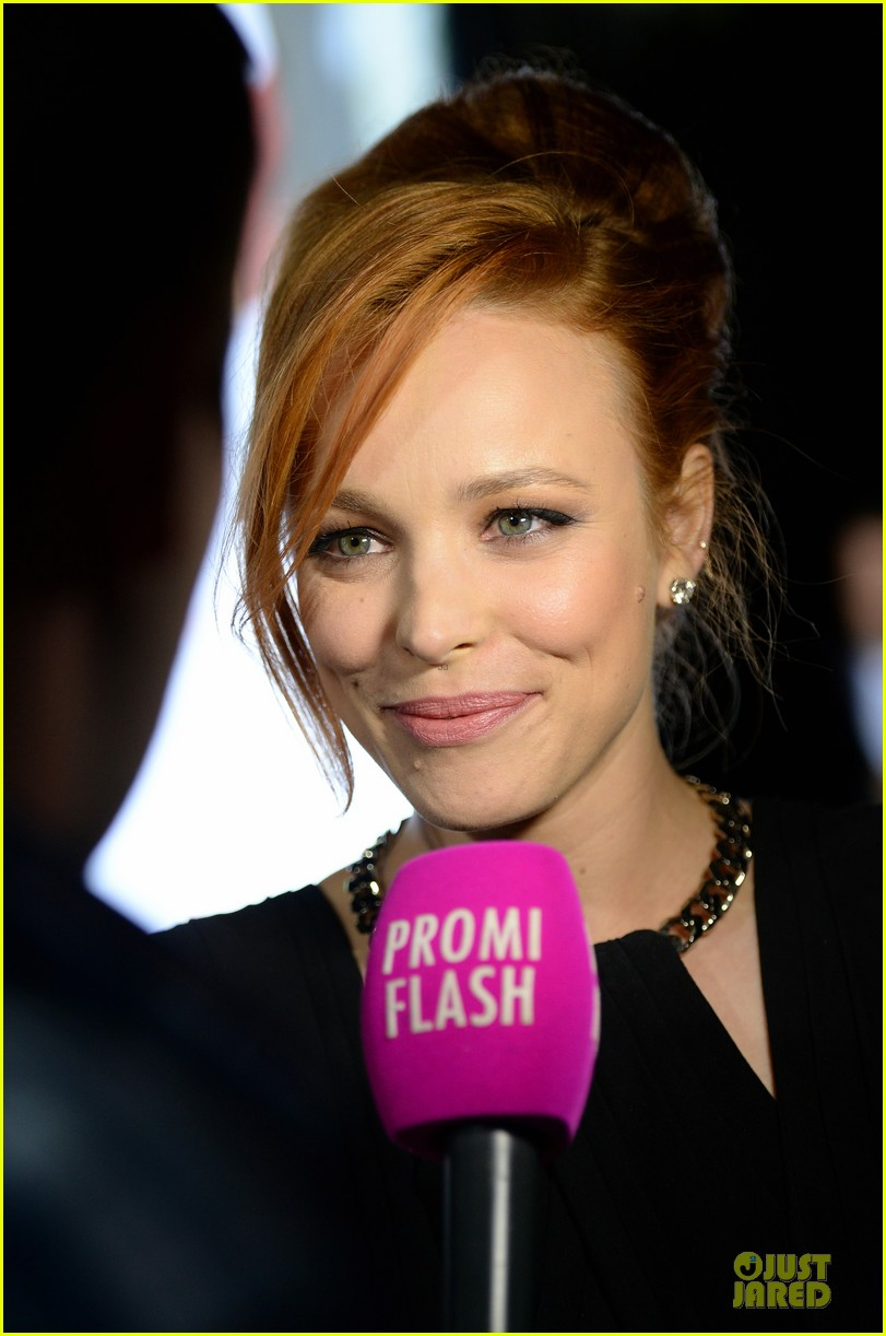 rachel mcadams about time munich screening 262927418