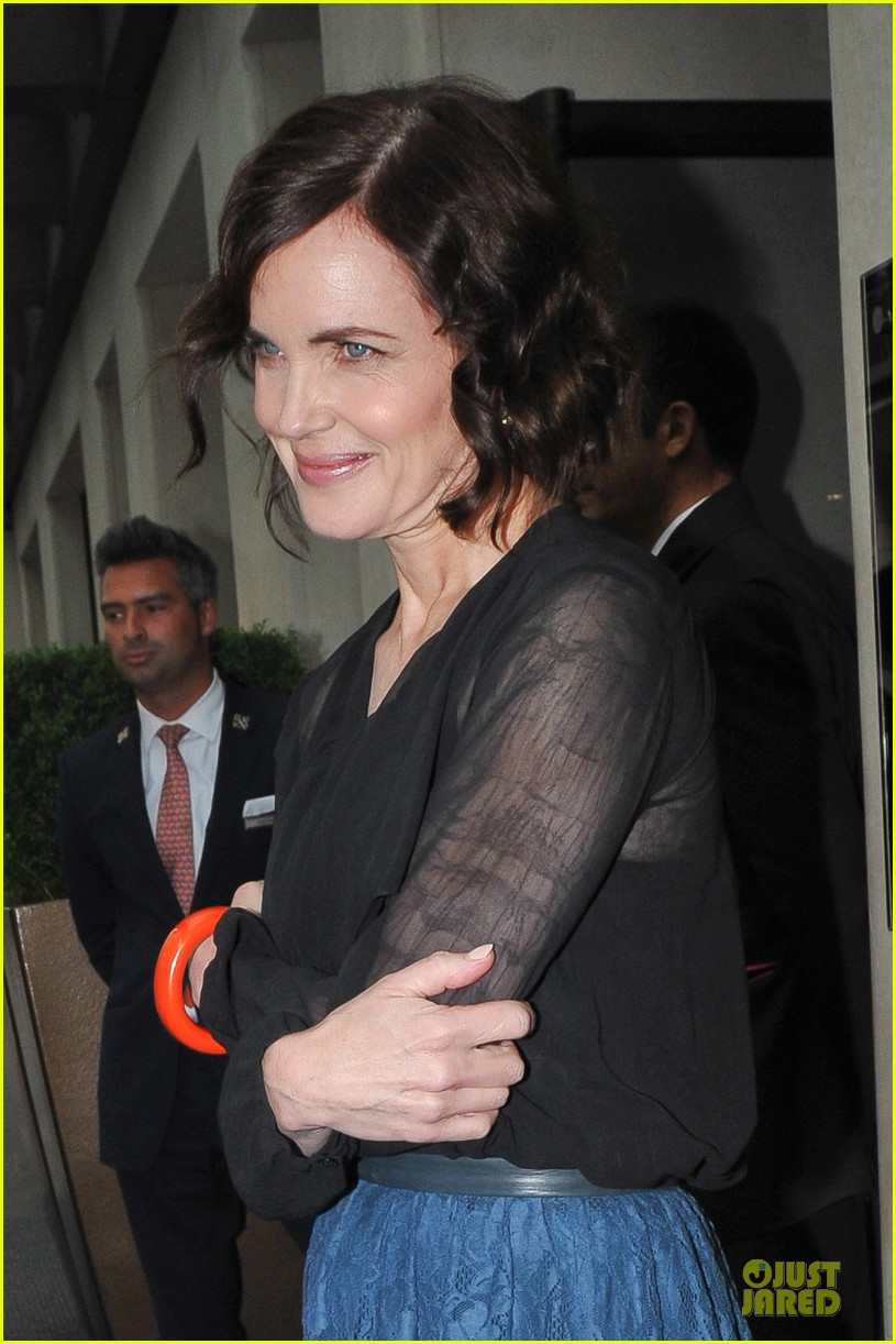 elizabeth mcgovern joanne froggati downton abbey press launch 312929976
