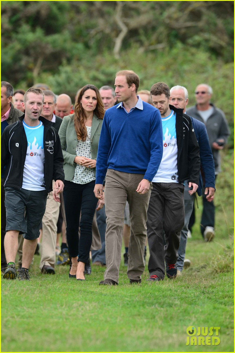 kate middleton post baby appearance with prince william 012940618