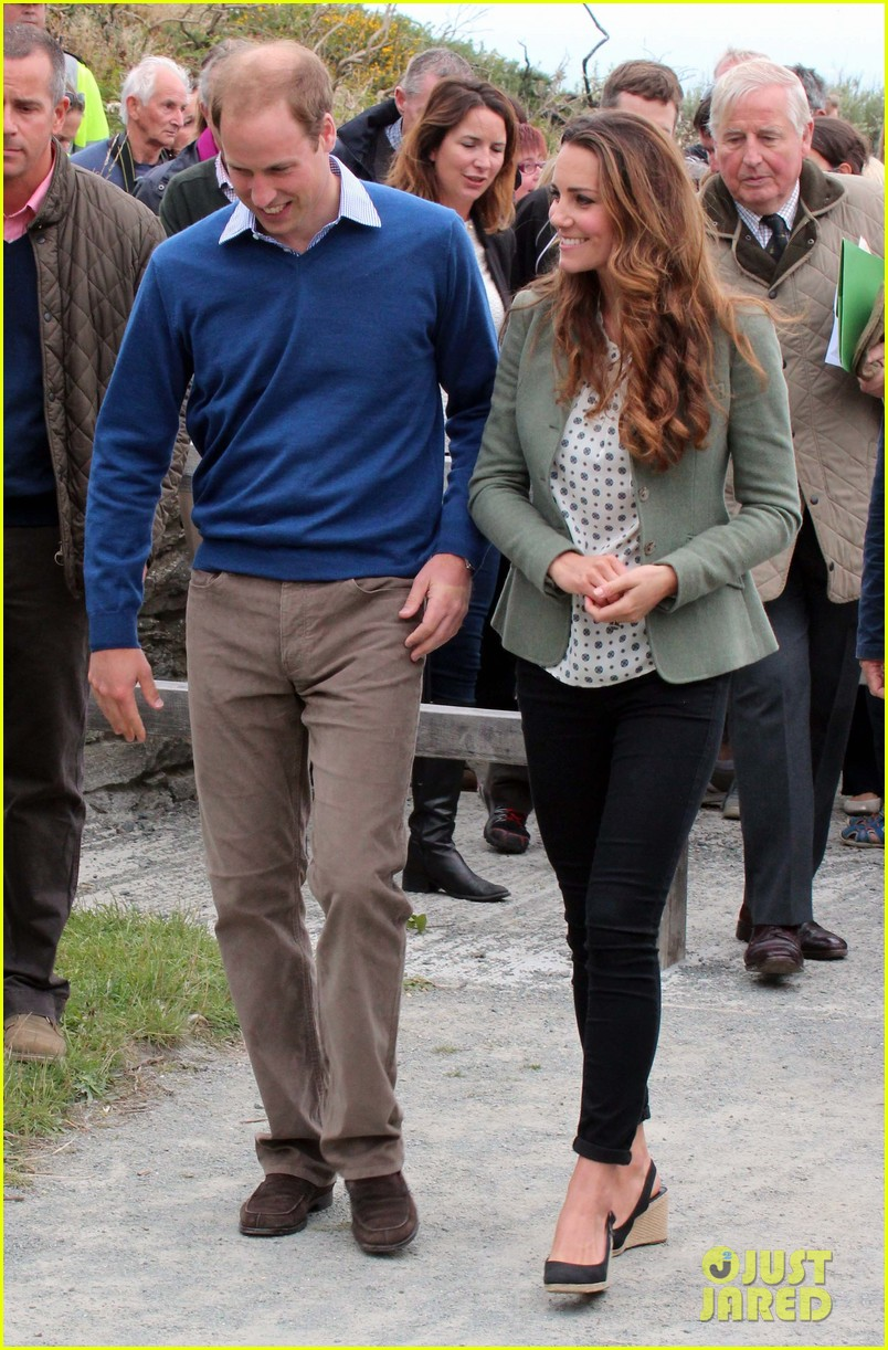 kate middleton post baby appearance with prince william 032940620