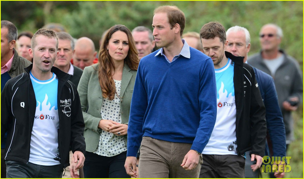 kate middleton post baby appearance with prince william 042940621