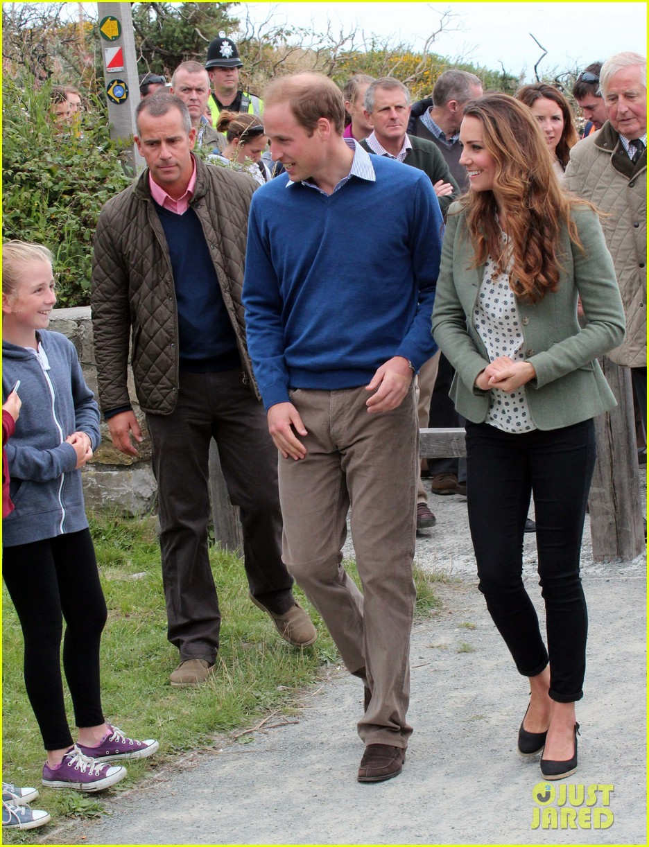 kate middleton post baby appearance with prince william 052940622