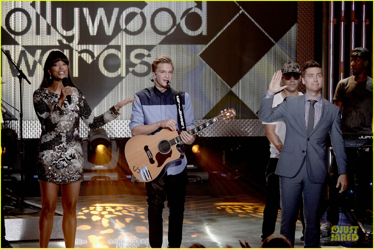 miguel cody simpson perform at young hollywood awards 22