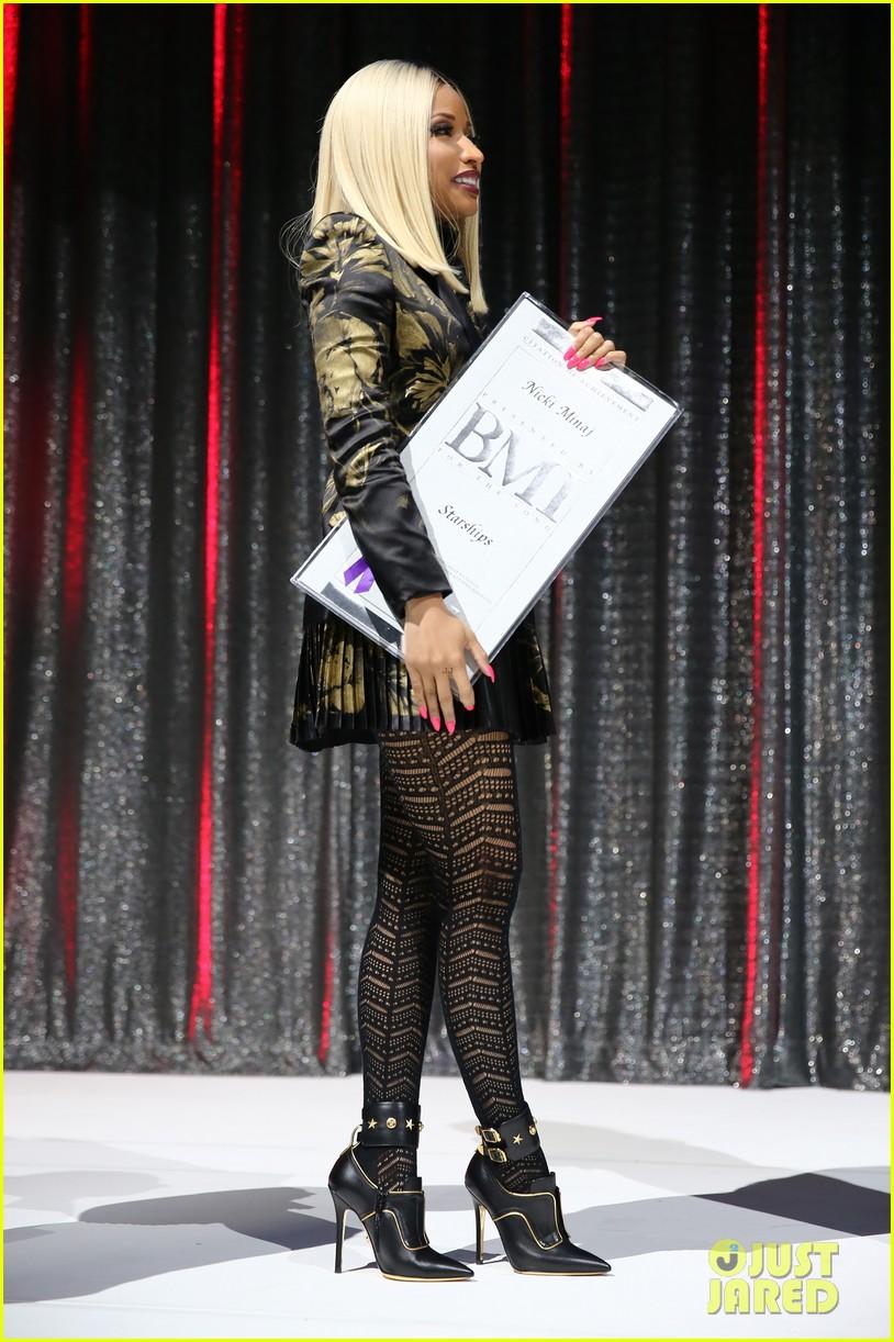 nicki minaj lil wayne bmi rbhip hop awards 2013 112936002
