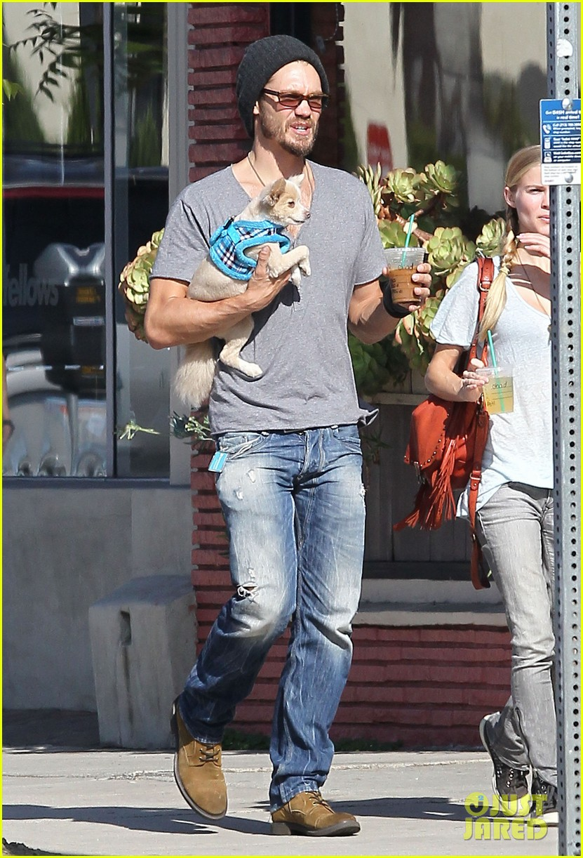 chad michael murray left behind begins filming on monday 092922341