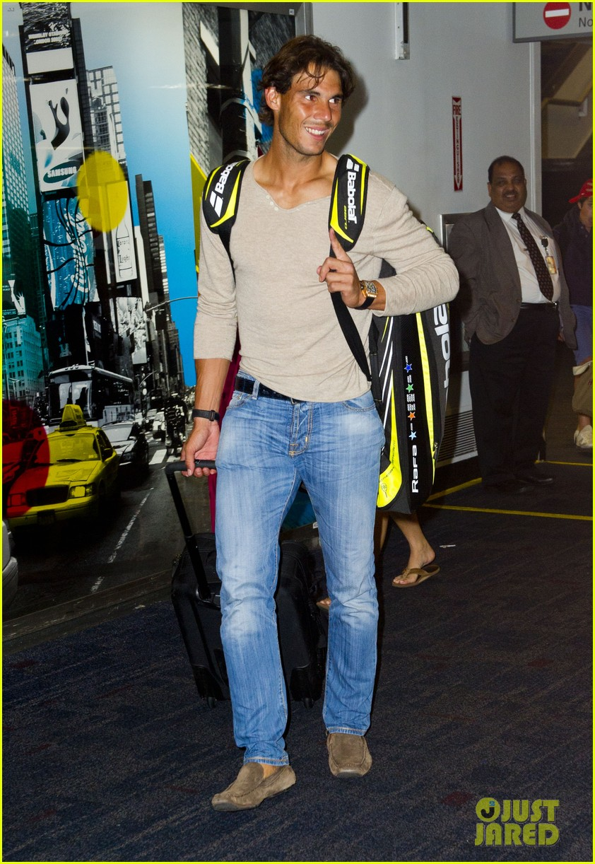 rafael nadal jets to nyc after western southern open win 022933403