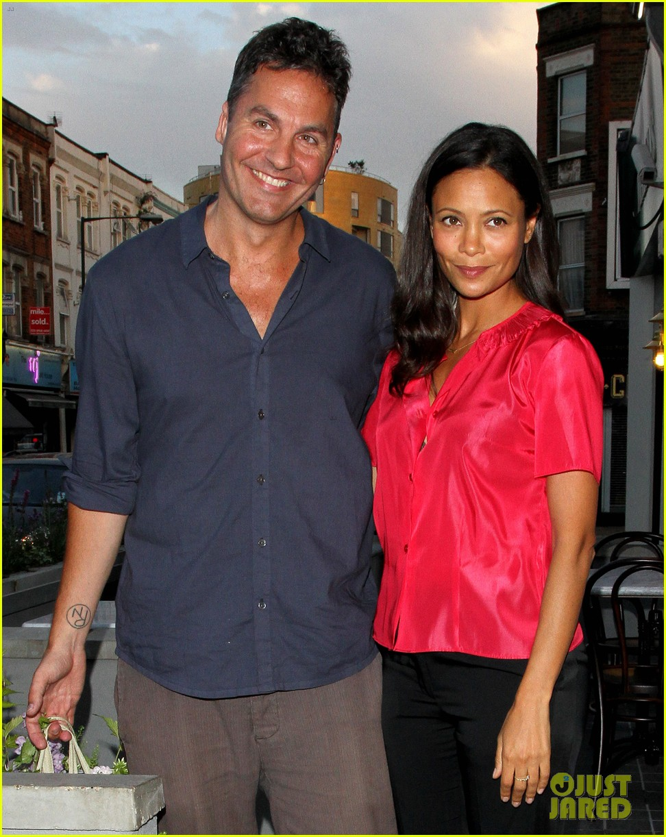 thandie newton madame gautier launch party with ol parker 032935839