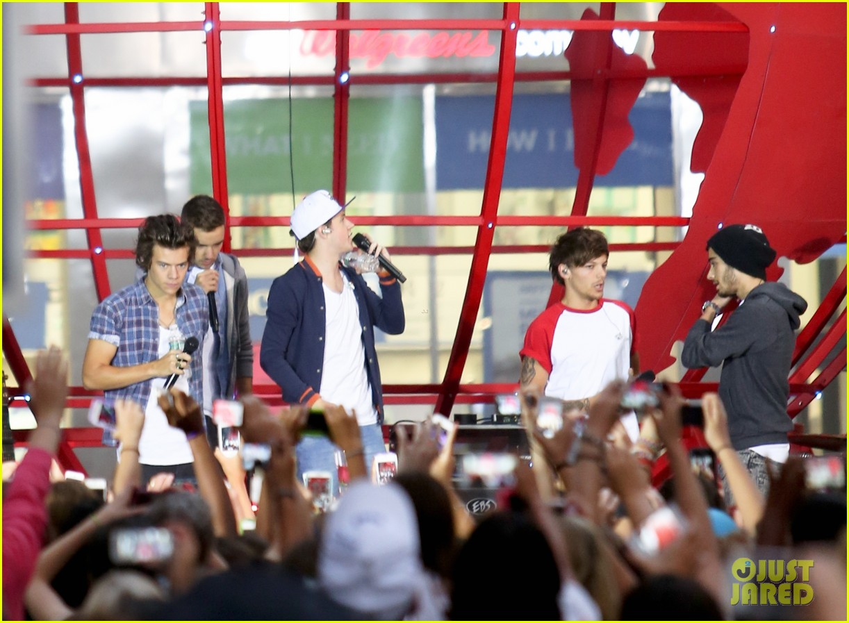 one direction today show concert series watch now 022936118